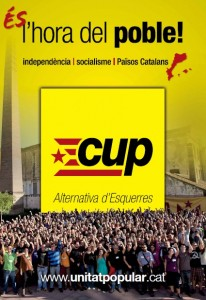 Candidatura d'Unitat Popular - Alternativa d'Esquerres