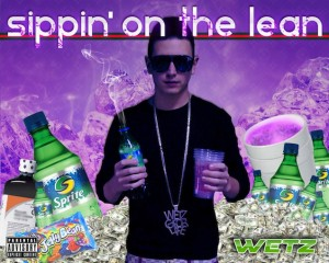 Portada del disc Sippin'on the lean